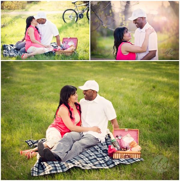 How to make a picnic romantic